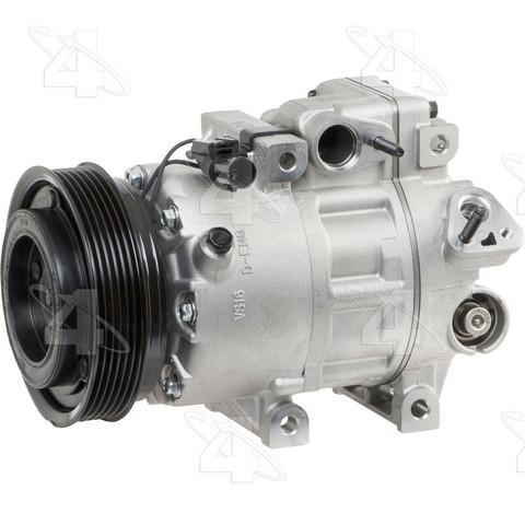 Four Seasons 158372 A/C Compressor