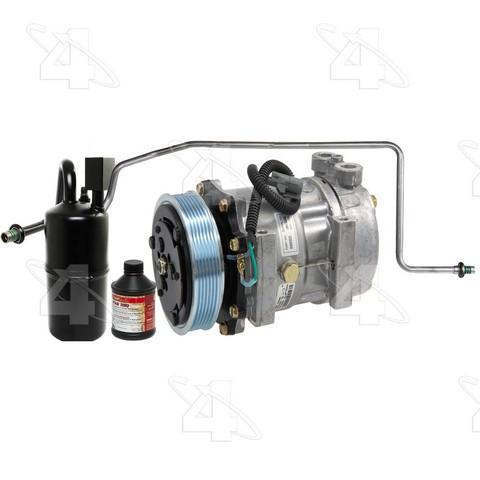 Four Seasons 1643NK A/C Compressor and Component Kit