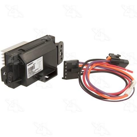 Four Seasons 20340 A/C Power Module,HVAC Blower Motor Resistor