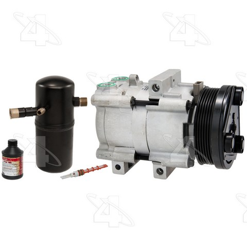 Four Seasons 2430NK A/C Compressor and Component Kit