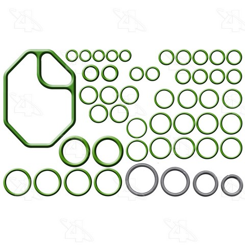 Four Seasons 26715 A/C System O-Ring and Gasket Kit