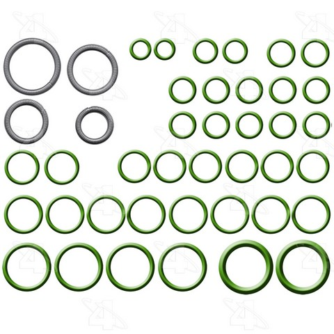 Four Seasons 26719 A/C System O-Ring and Gasket Kit