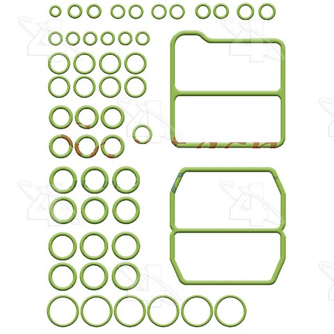 Four Seasons 26764 A/C System O-Ring and Gasket Kit