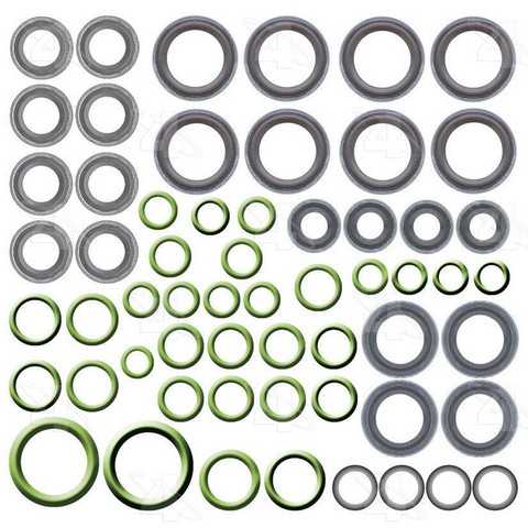 Four Seasons 26804 A/C System O-Ring and Gasket Kit