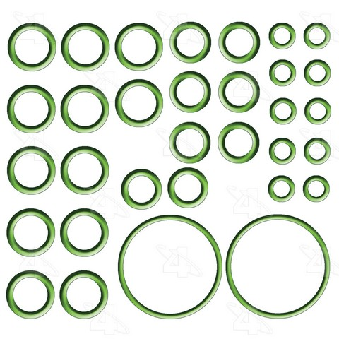 Four Seasons 26815 A/C System O-Ring and Gasket Kit