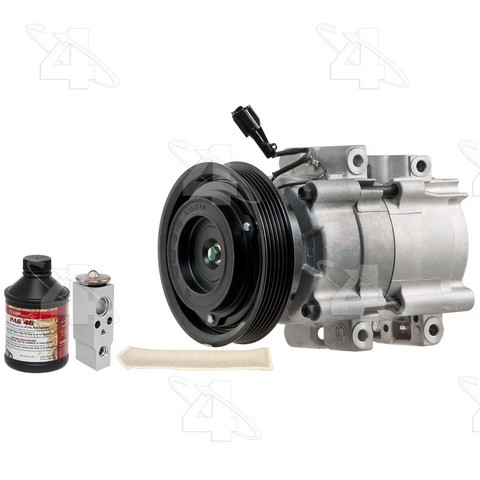 Four Seasons 3155NK A/C Compressor and Component Kit
