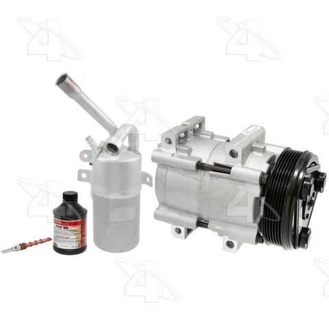 Four Seasons 3309NK A/C Compressor and Component Kit