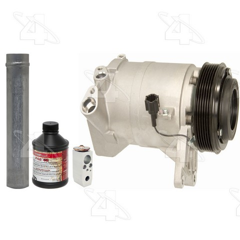 Four Seasons 3445NK A/C Compressor and Component Kit