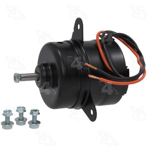 Four Seasons 35006 A/C Condenser Fan Motor,Engine Cooling Fan Motor