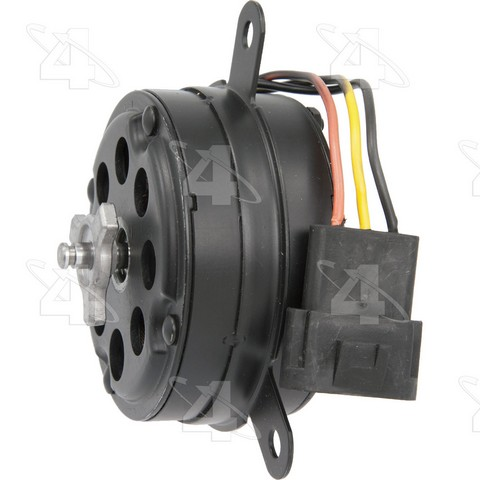 Four Seasons 35058 A/C Condenser Fan Motor,Engine Cooling Fan Motor