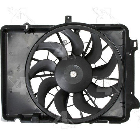 Four Seasons 35317 Engine Cooling Fan Assembly