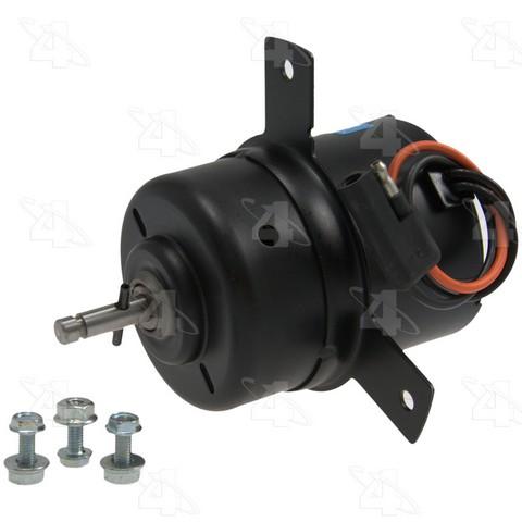 Four Seasons 35443 A/C Condenser Fan Motor,Engine Cooling Fan Motor