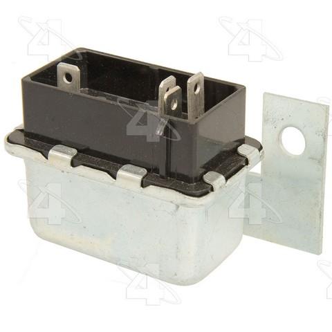 Four Seasons 35921 A/C Clutch Relay,A/C Compressor Control Relay,Engine Cooling Fan Motor Relay