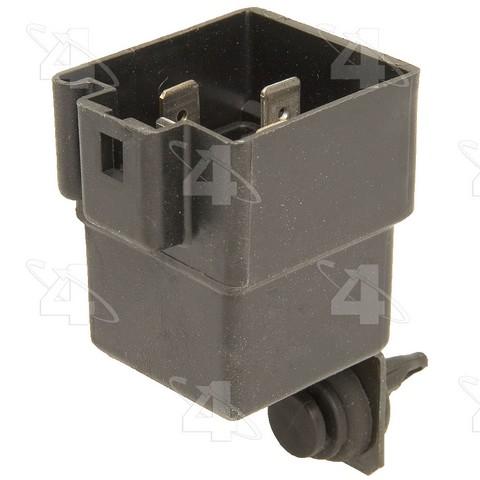 Four Seasons 36101 A/C Clutch Relay,A/C Compressor Control Relay,Engine Cooling Fan Motor Relay