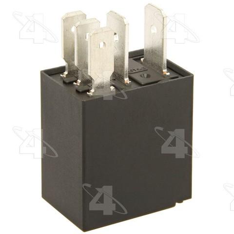 Four Seasons 36126 A/C Clutch Relay,A/C Compressor Control Relay,HVAC Blower Motor Relay