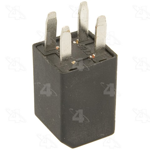 Four Seasons 36135 A/C Clutch Relay,A/C Compressor Control Relay,Engine Cooling Fan Motor Relay