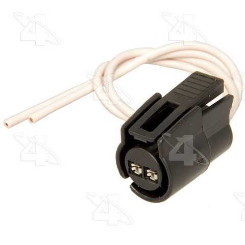 Four Seasons 37222 A/C Compressor Connector,A/C Condenser Fan Switch Harness Connector