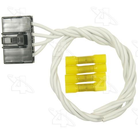 Four Seasons 37263 HVAC Blower Motor Resistor Harness