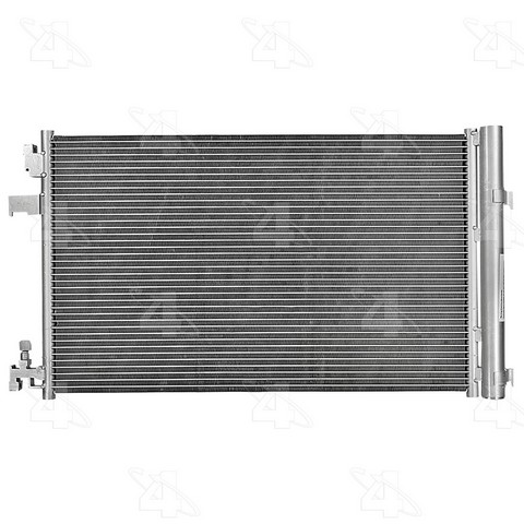 Four Seasons 40329 A/C Condenser and Receiver Drier Assembly,A/C Condenser