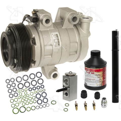 Four Seasons 4056NK A/C Compressor and Component Kit