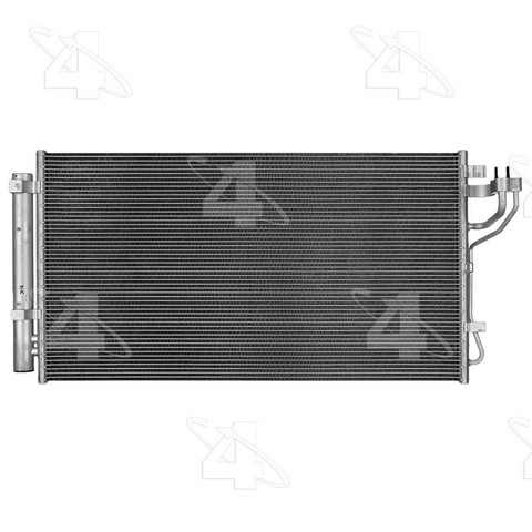 Four Seasons 40756 A/C Condenser and Receiver Drier Assembly,A/C Condenser