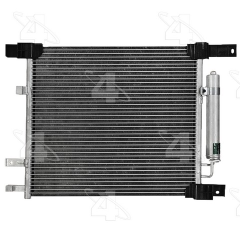 Four Seasons 40757 A/C Condenser and Receiver Drier Assembly