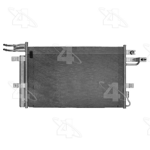 Four Seasons 40787 A/C Condenser and Receiver Drier Assembly,A/C Condenser