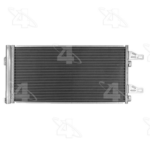 Four Seasons 40805 A/C Condenser and Receiver Drier Assembly,A/C Condenser