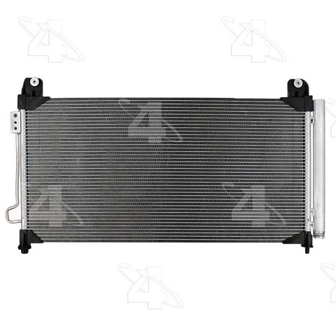Four Seasons 40808 A/C Condenser and Receiver Drier Assembly,A/C Condenser