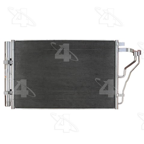 Four Seasons 40875 A/C Condenser and Receiver Drier Assembly