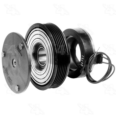 Four Seasons 47866 A/C Compressor Clutch