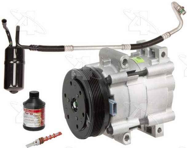 Four Seasons 4889NK A/C Compressor and Component Kit