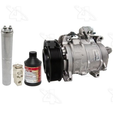 Four Seasons 4955NK A/C Compressor and Component Kit