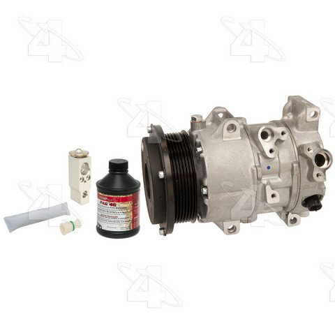 Four Seasons 5193NK A/C Compressor and Component Kit
