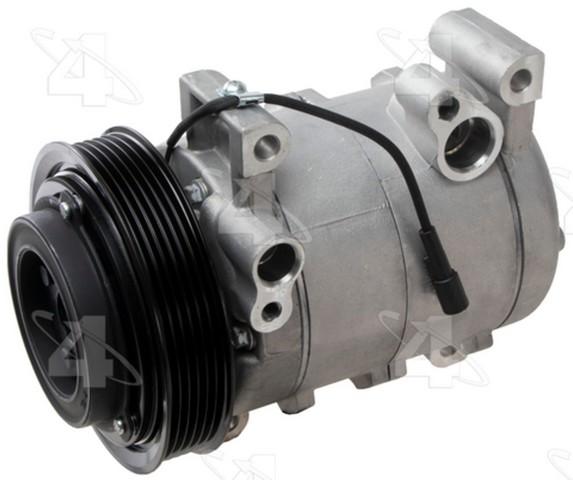 Four Seasons 68484 A/C Compressor