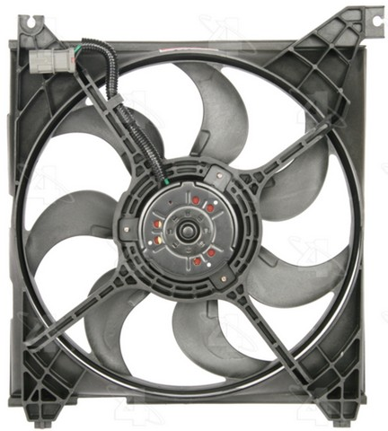 Four Seasons 75344 Engine Cooling Fan Assembly
