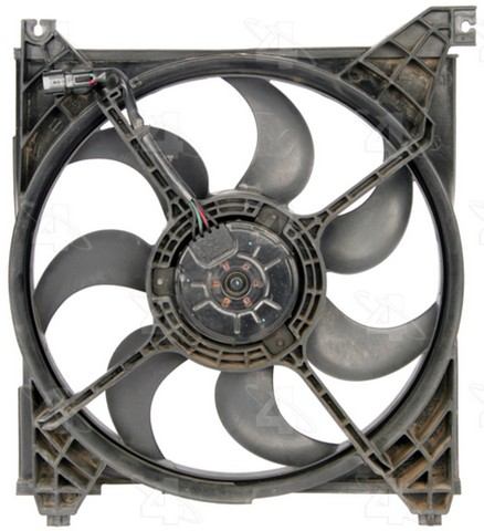 Four Seasons 75348 Engine Cooling Fan Assembly
