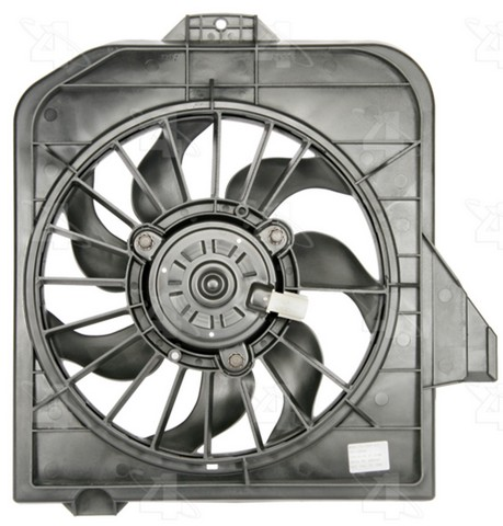 Four Seasons 75351 A/C Condenser Fan Assembly