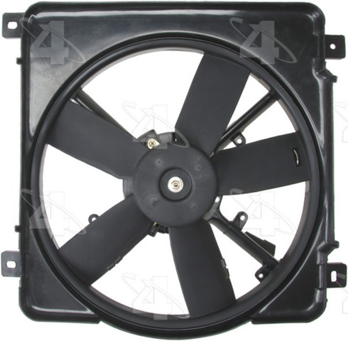 Four Seasons 75480 Engine Cooling Fan Assembly