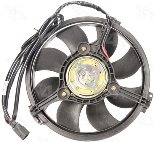 Four Seasons 75555 A/C Condenser Fan Assembly