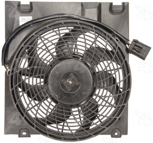 Four Seasons 75561 A/C Condenser Fan Assembly