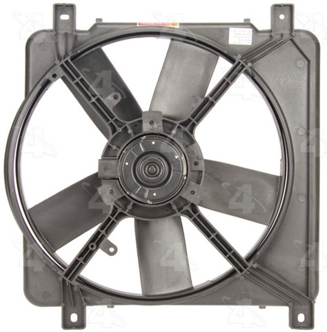 Four Seasons 75570 Engine Cooling Fan Assembly