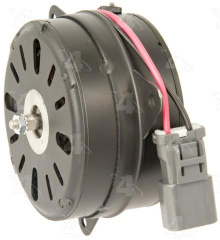 Four Seasons 75758 A/C Condenser Fan Motor,Engine Cooling Fan Motor
