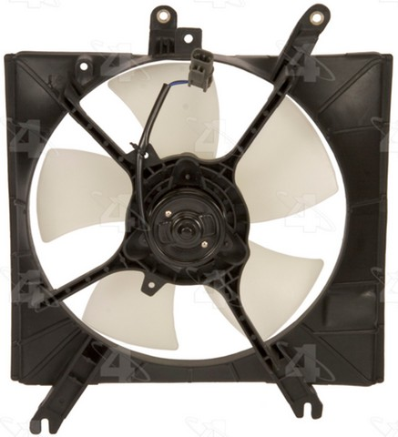 Four Seasons 76025 Engine Cooling Fan Assembly