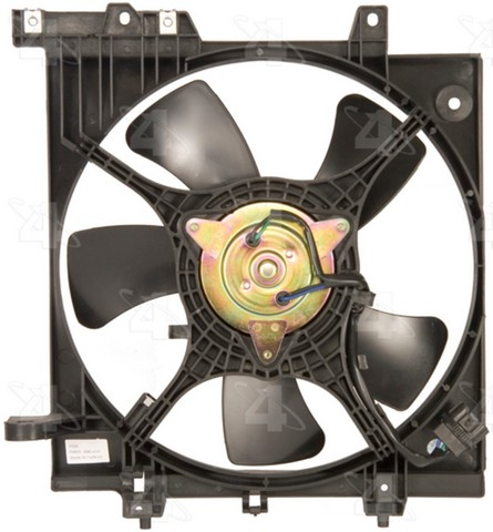 Four Seasons 76124 Engine Cooling Fan Assembly