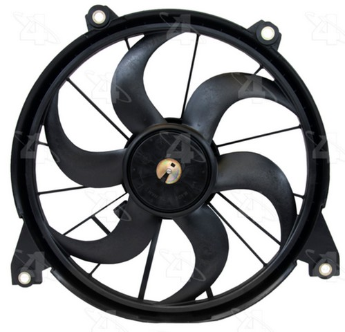 Four Seasons 76208 Engine Cooling Fan Assembly