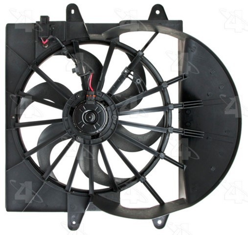 Four Seasons 76244 Engine Cooling Fan Assembly