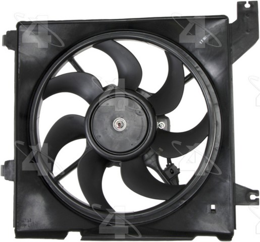 Four Seasons 76314 Engine Cooling Fan Assembly
