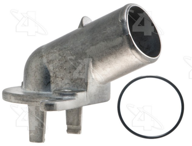Four Seasons 85254 Engine Coolant Thermostat Housing,Engine Coolant Water Outlet