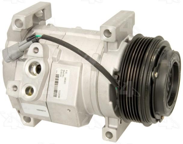 Four Seasons 98303 A/C Compressor